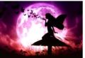 moon girl.PNG - fantasy photo