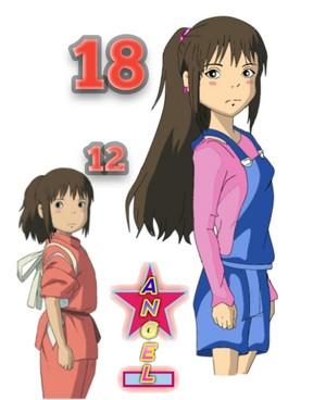my sirpited away chihiro girl