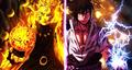 naruto vs sasuke - naruto-shippuuden photo