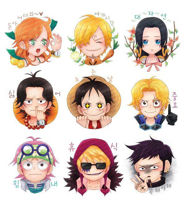One Piece Chibi One Piece Fan Art 40754501 Fanpop Page 6