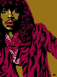 80's music wallpaper called Rick James
