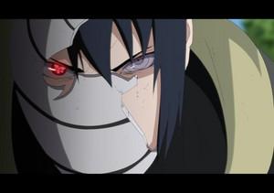 sasuke the man behind the mask