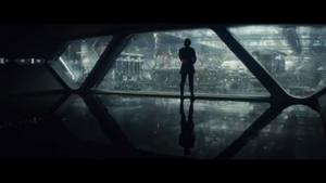 screencaps from SW Episode 8 The Last Jedi