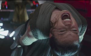 screencaps from SW Episode 8 The Last Jedi
