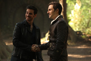 Killian and Henry,season 7