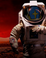 spaceman Seraphimon - anime photo