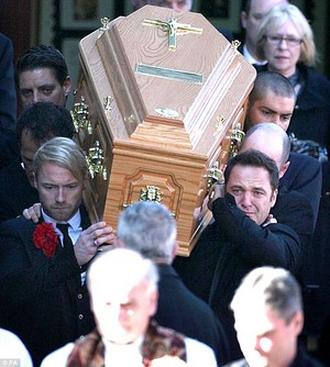stephen gately funeral