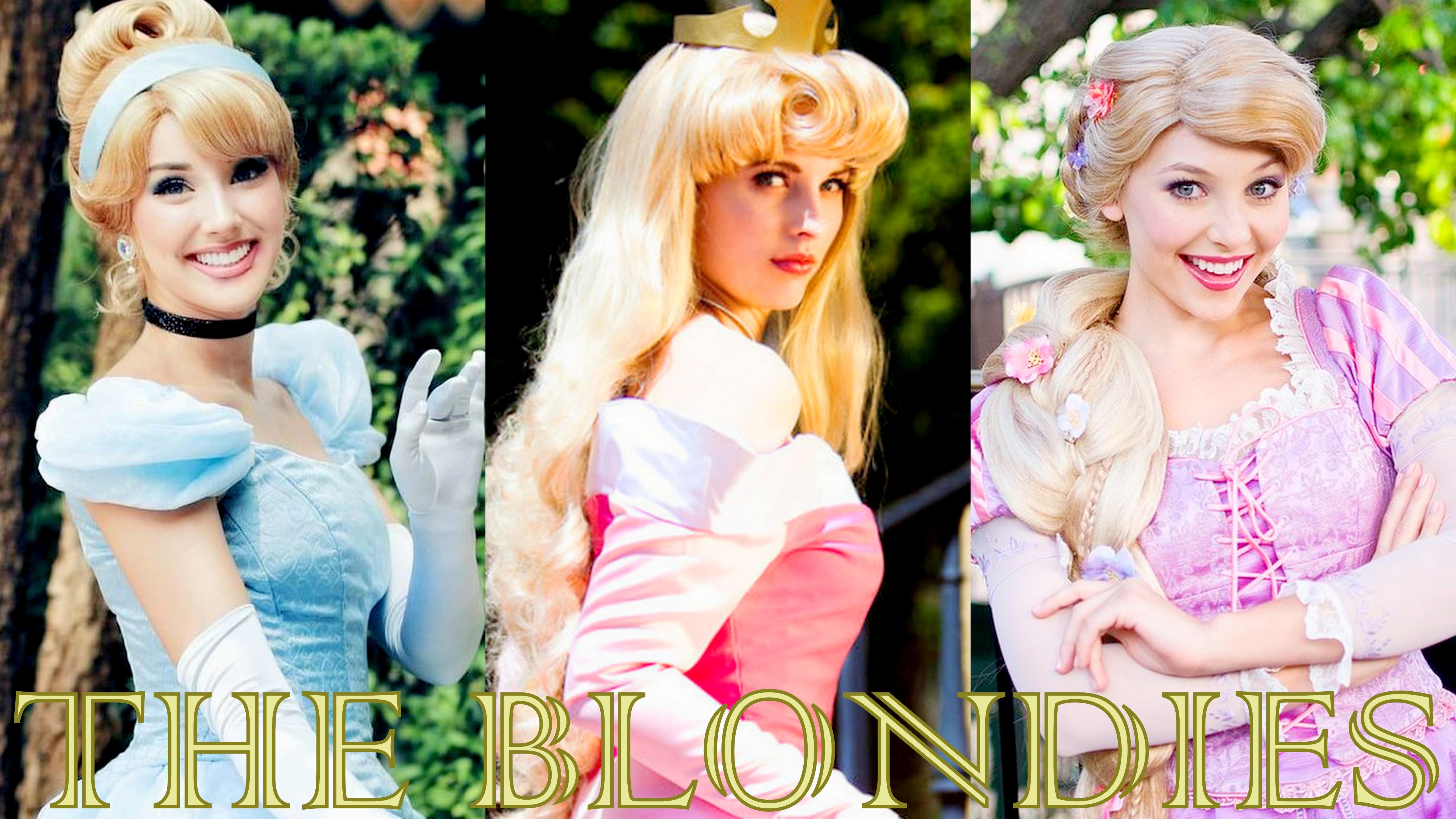 the blondies