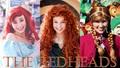 the redheads - disney-princess photo