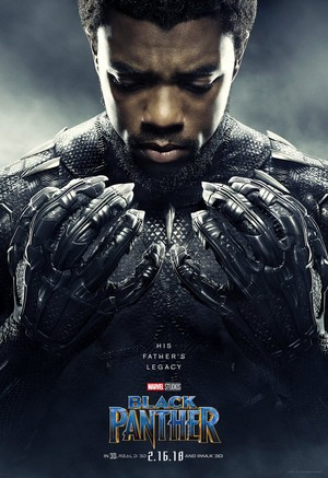 'Black Panther' Character Poster
