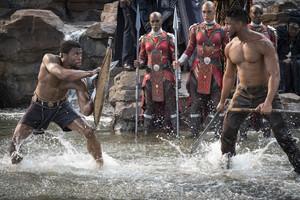 'Black Panther' Promotional Still
