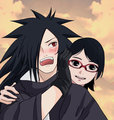 *Madara / Sarada* - madara-uchiha photo