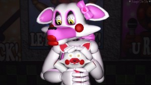 fnaf sfm shy mangle by manglethefoxsfm da1bi9e