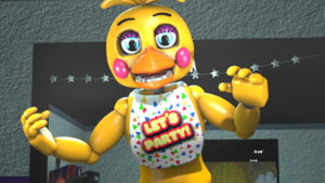 fnaf sfm toy chica によって zombiewarssmt daehgd3