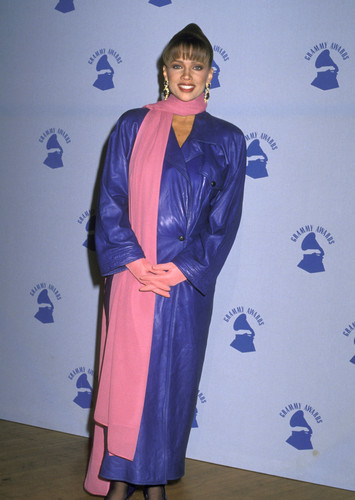 Vanessa Williams achtergrond titled 1989 Grammy Awards