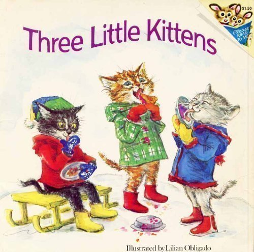Beautiful Things 壁纸 entitled 1974 Storybook, The Three Little 小猫