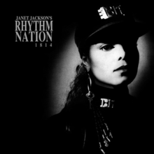 1989 Release, Rhythm Nation 1814