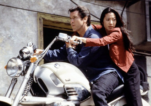 1997 Film, Tomorrow Never Dies