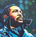 Marvin Gaye  - the-70s fan art