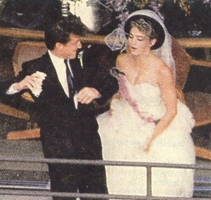 Madonna And Sean Penn's Wedding