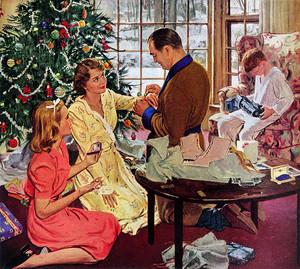 50's 圣诞节 🎄