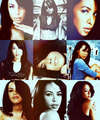 Aaliyah  - celebrities-who-died-young fan art