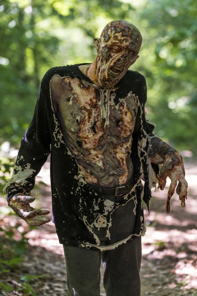 8x02 ~ The Damned ~ Walker