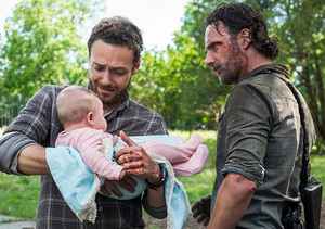 8x03 ~ Monsters ~ Aaron, Rick and Gracie