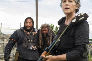 8x04 ~ Some Guy ~ Carol, Ezekiel and Jerry