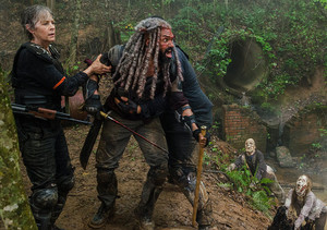 8x04 ~ Some Guy ~ Carol and Ezekiel