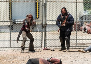 8x04 ~ Some Guy ~ Ezekiel and Jerry