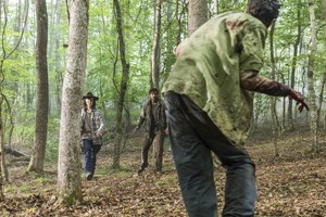 8x06 ~ The King, the Widow and Rick ~ Carl and Siddiq