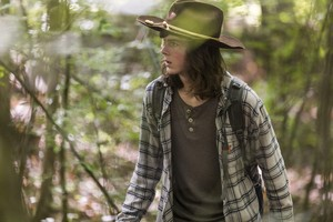 8x06 ~ The King, the Widow and Rick ~ Carl