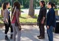 8x06 ~ The King, the Widow and Rick ~ Daryl, Tara, Michonne and Rosita - the-walking-dead photo