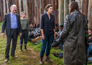 8x06 ~ The King, the Widow and Rick ~ Jesus, Enid, Maggie and Gregory
