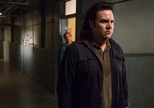 8x07 ~ Time for After ~ Eugene and Harlan