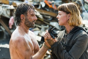 8x07 ~ Time for After ~ Rick and Jadis