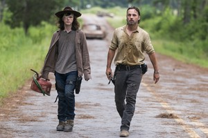 8x08 ~ How It's Gotta Be ~ Carl and Rick