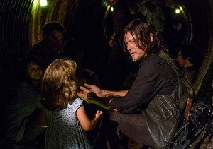 8x08 ~ How It's Gotta Be ~ Daryl and Judith