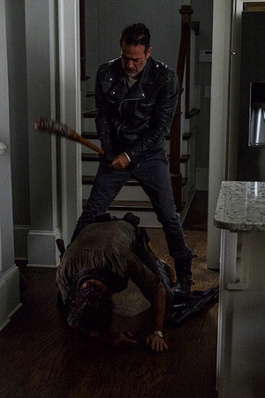 8x08 ~ How It's Gotta Be ~ Negan and Rick
