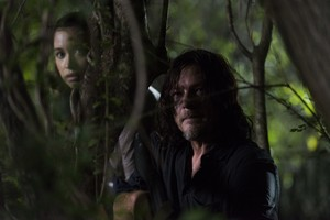 8x08 ~ How It's Gotta Be ~ Rosita and Daryl