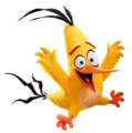 Chuck - angry-birds photo