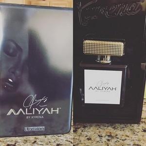 Aaliyah door Xyrena - Official Eau de Parfum