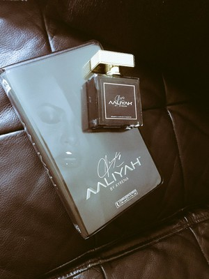 Aaliyah door Xyrena - Official Eau de Parfum (new packaging)
