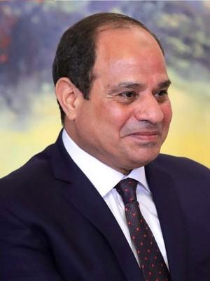 Abdel Fattah el Sisi PRESIDENT TERRORIST OF EGYPT