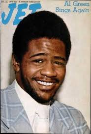 Al Green On The Cover Of Jet
