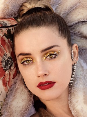 Amber Heard - Allure Photoshoot - 2017
