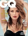 Amber Heard - GQ Australia Cover - 2017
