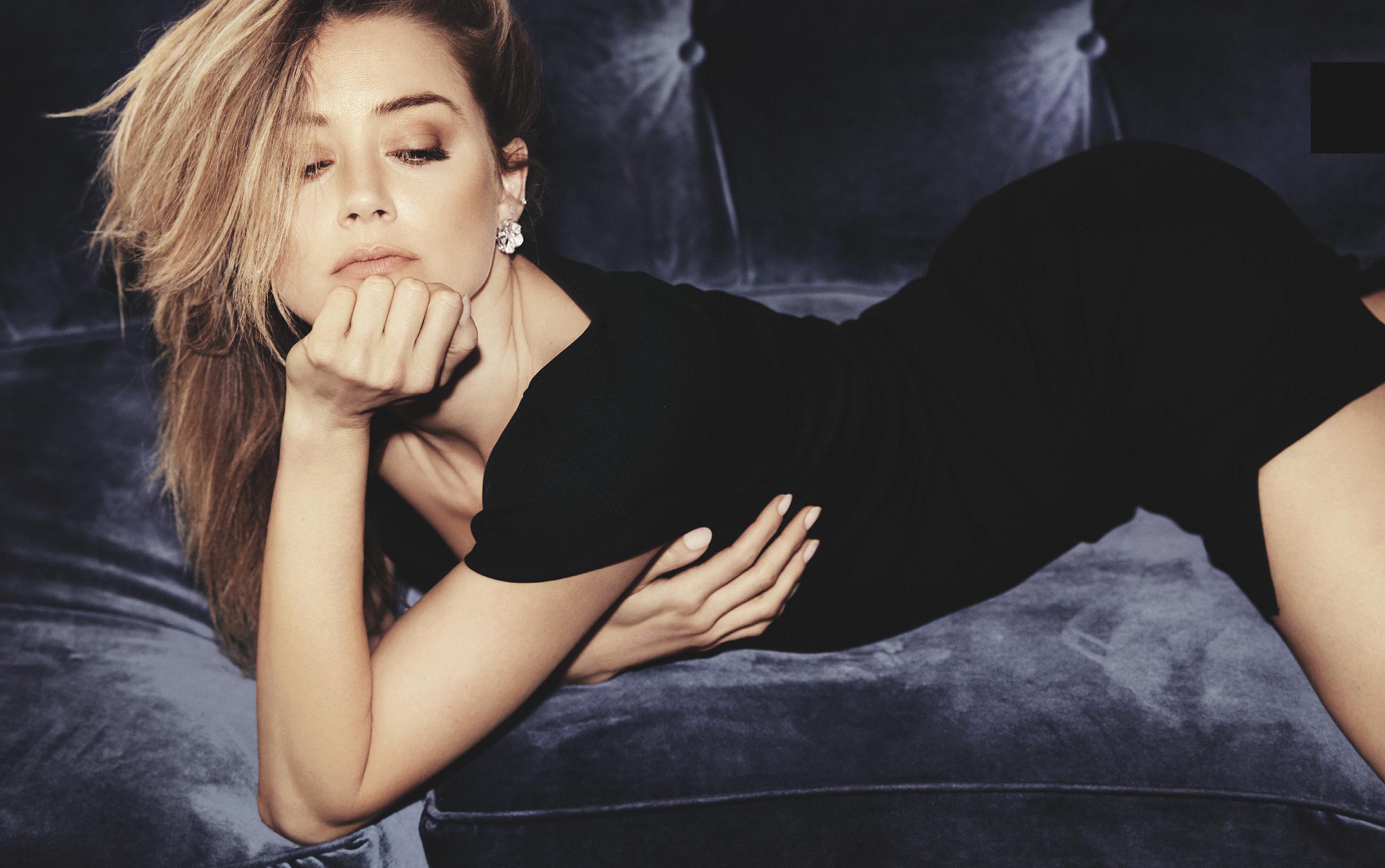 Amber Heard - GQ Australia Photoshoot - 2017