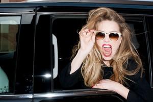 Amber Heard - Interview Magazine Photoshoot - 2015